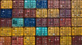 Europacific ladijski kontejner